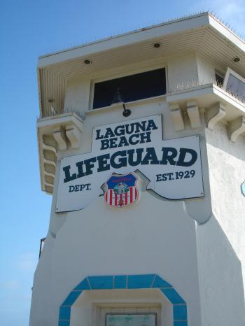 Laguna Beach Lifeguard