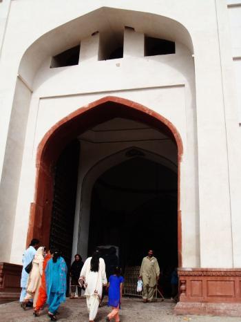 Lahore shahi fort
