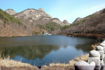 Lake in Korea