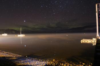 Lake NewZealand Southland nz