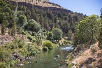 Lake Simtustus, Oregon, Tubing