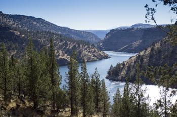 Lake Simtustus, Oregon