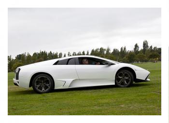 Lamborghini Murcielago from 2008