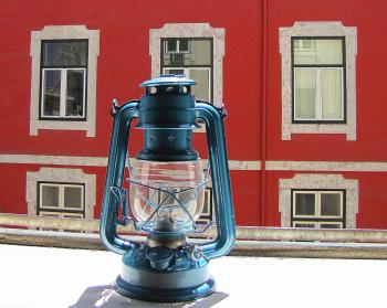 Lamp and Windows