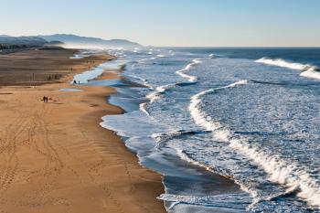 Lands End Beach