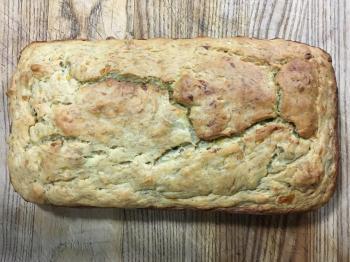 Last Night's Bread Making