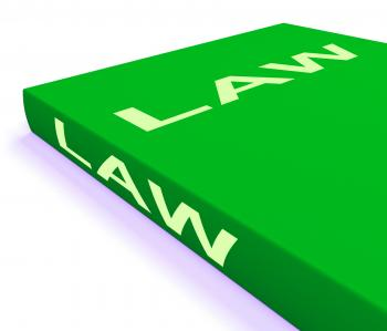 Law Book Shows Books About Legal Justice