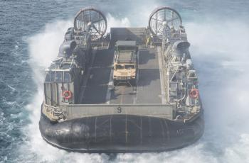 LCAC - Landing Craft Air Cushion