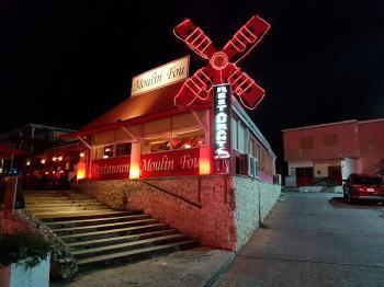 Le Moulin Fou à Sint-Maarten Newsly24.com
