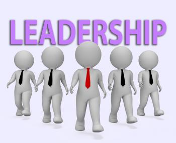 Leadership Businessmen Indicates Control Entrepreneur And Commercial 3