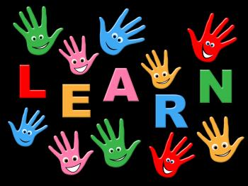 Learn Kids Means Develop University And School