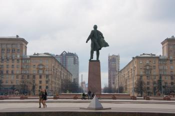 Lenin, Saint Petersburg