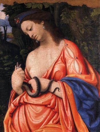 Leonardo da Vinci Painting