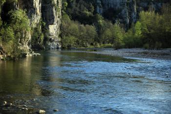 Les eaux vives de La Beaume