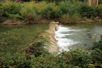 Les transparentes eaux du Jaur