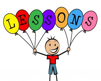 Lessons Balloons Indicates Educating Learned And Childhood