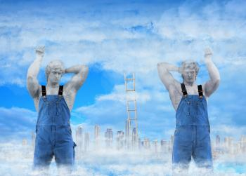 Lifting the Sky