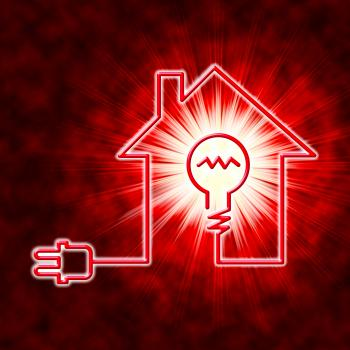 Light Bulb Means Power Source and Circuit