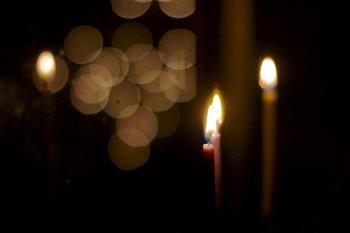 Lights into the Night