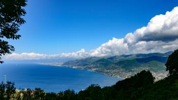 Liguria: Portofino Vetta to beyond Genova