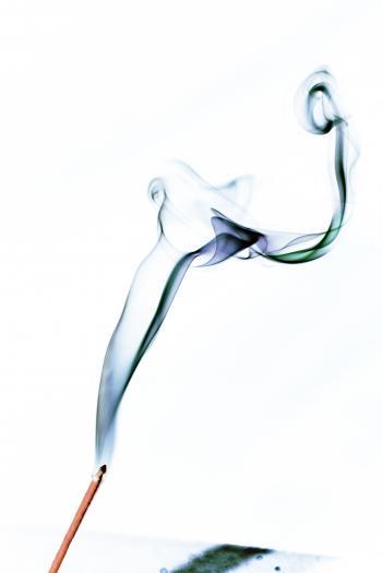 Like flowing glass