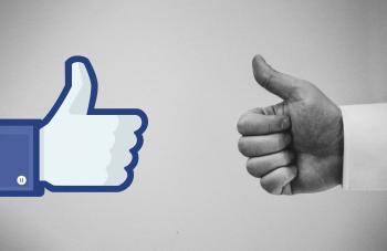Liking on Social Media Networks