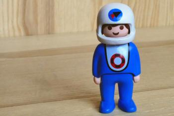 Little Space Man Toy