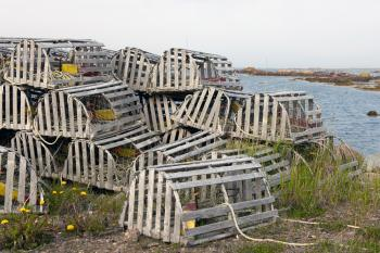 Lobster Pots