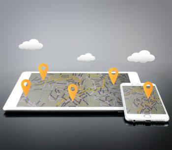 Location Markers on Devices - GPS and Navigation