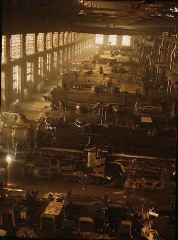 Locomotive Shop