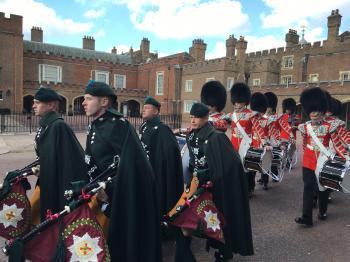 London Change of Guard
