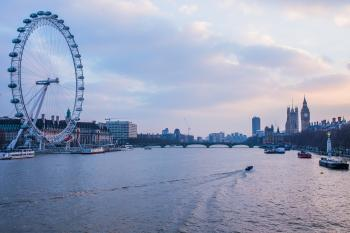 London Eye Near Body of Water during Day Time
