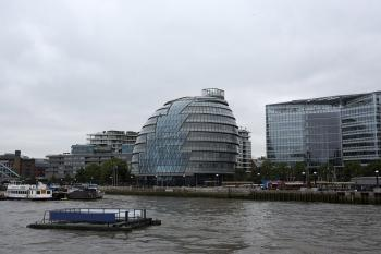 London - View from the River Thames