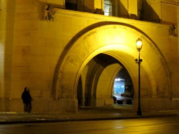 Lonely Archway
