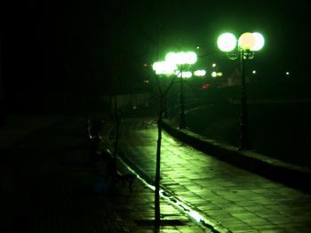 Lonesome night