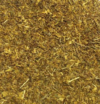 Loose tobacco texture