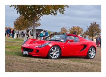 LOTUS ELISE from 2002