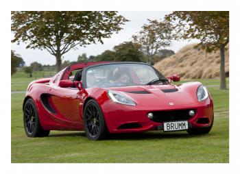 Lotus Elise from 2013