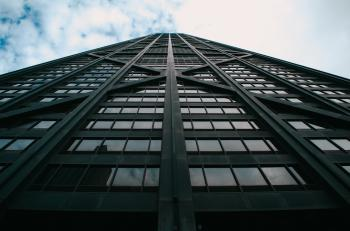 Low-angle Photography of Architectural Building