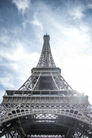 Low Angle View Photography of Eiffel Tower in France, Paris