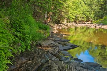 Loyalsock Creek - HDR