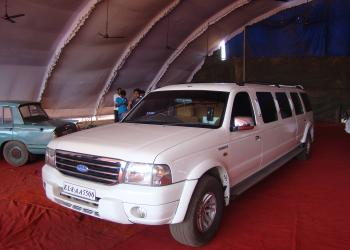 Luxury Ford Limousine