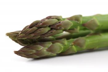 Macro Photo of Asparagus