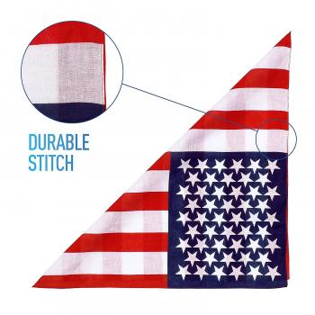 Made In The USA On Cubes Showing Patriotism Tablet