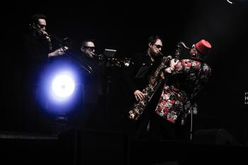 Madness @ Night at the Park 2014
