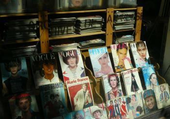 Magazine Corner