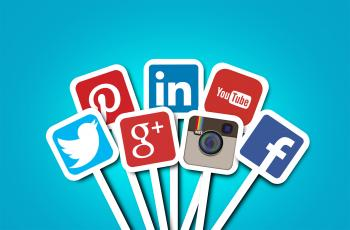 Main social networks - Brands