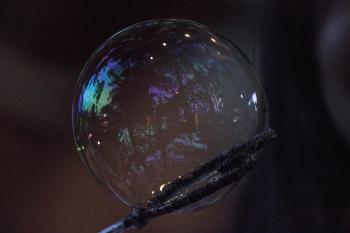 Making a Soap Bubble