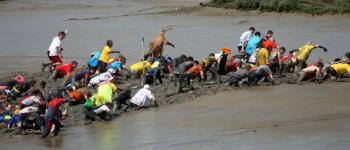 Maldon mud race.