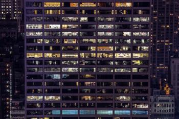 Manhattan Apartment Building